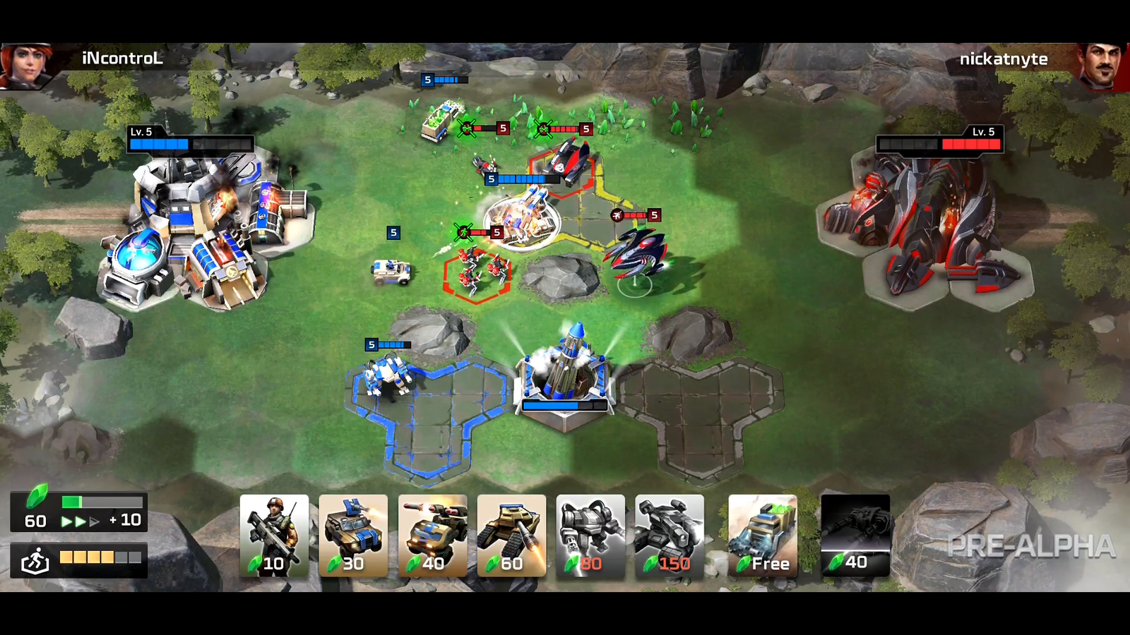 Command & Conquer   Play game online!