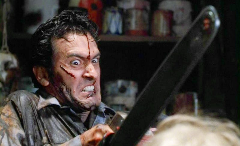Illustration for article titled Sam Raimi Announces He's Working On An Evil Dead TV Series