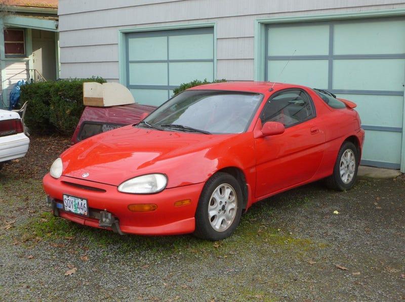 Illustration for article titled Mazda MX-3