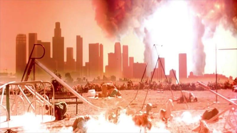 Terminator 2: Judgment Day. Image: TriStar