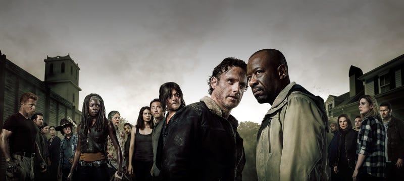 Illustration for article titled Los guionistas de The Walking Dead estuvieron a punto de matar a un personaje muy importante
