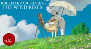 Illustration for article titled Rockmandash Reviews: The Wind Rises [Anime]