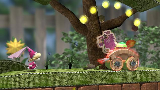 Новая игра в сериале LittleBigPlanet выйдет на iOS, Android и PS Vita