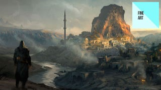 Illustration for article titled The Concept Art of Assassin's Creed: Revelations