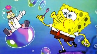 Illustration for article titled SpongeBob Rots Kids' Brains