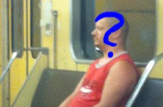Illustration for article titled Könyökkel ütötték szét a száját, ez is a metró réme lehetett