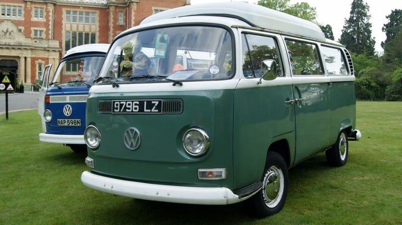 Illustration for article titled Can UK based Jalopniks find a stolen VW camper?
