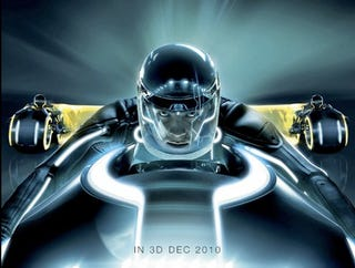 Illustration for article titled Tron Legacy Will Use 3-D The Way The Wizard Of Oz Used Color