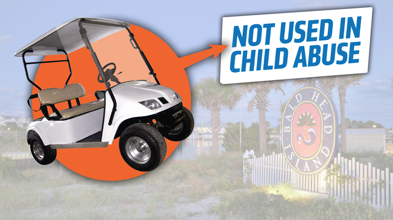 Illustration for article titled These Cops Are Idiots: Letting Your Kid Drive A Golf Cart Is Not Child Abuse