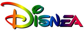 """Illustration for article titled Wall Street Journal To Disney: """"Buy EA"""""""