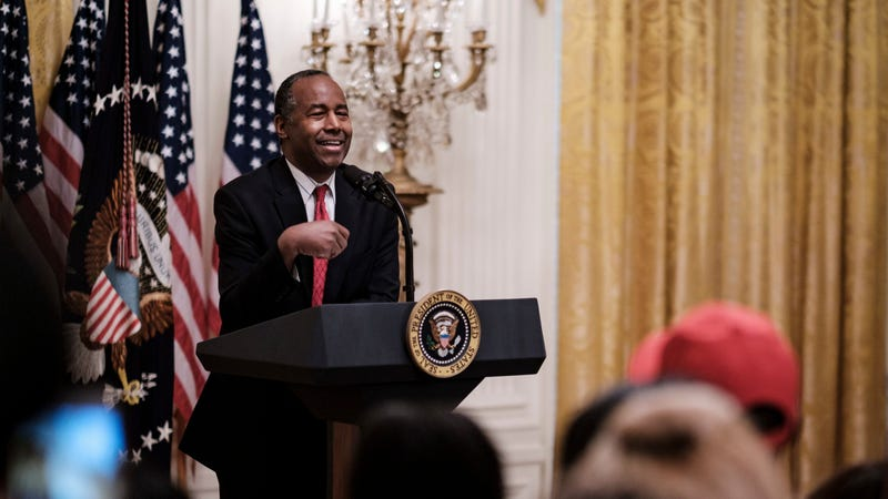 HUD Secretary Ben Carson mistakes REOs for Oreos, and this stuff just writes itself