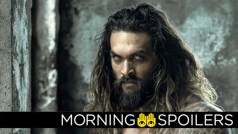 Illustration for article titled Jason Momoa Confirms an Intriguing Link Between Aquaman's Justice LeagueBackstory and Man of Steel
