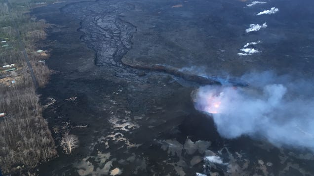 Kilauea s Eruption Is on Pause—For Now