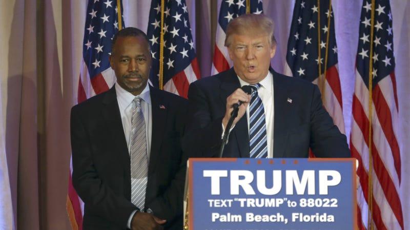 Ben Carson: 'Elderly' Trump Should Release His Medical Records Too!