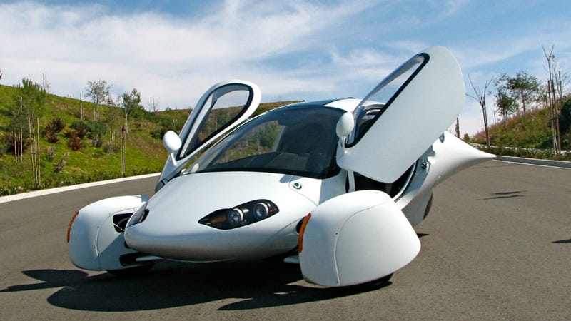 Illustration for article titled Formerly Dead Electric Three-Wheeler Aptera Planning A Comeback