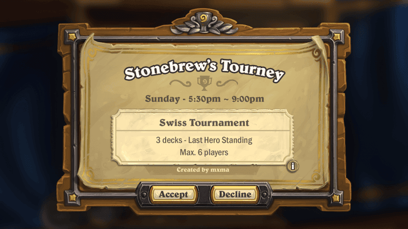 Illustration for article titled My 7-Step Guide to Prepare for a Hearthstone Tournament