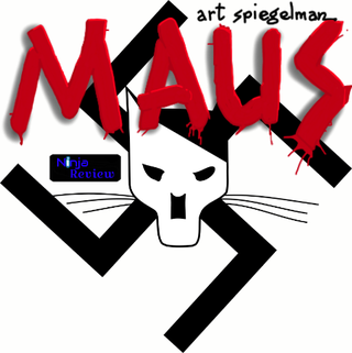 Illustration for article titled Maus: NinjaTalk