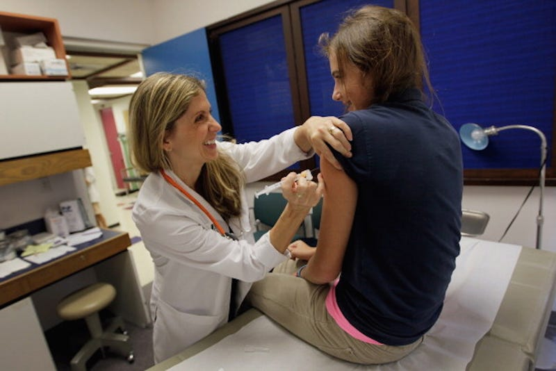 Illustration for article titled Campaign For HPV Vaccine Requirement May Have Been Hasty, Backfired