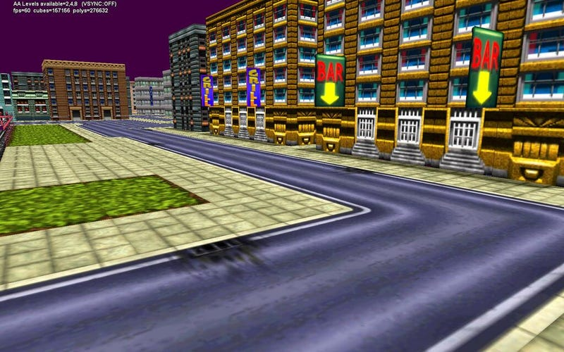 Illustration for article titled Original Grand Theft Auto Designer is Remaking Liberty City in 3D