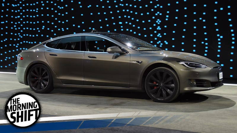 Tesla Model S Gets Called Out By Consumer Reports