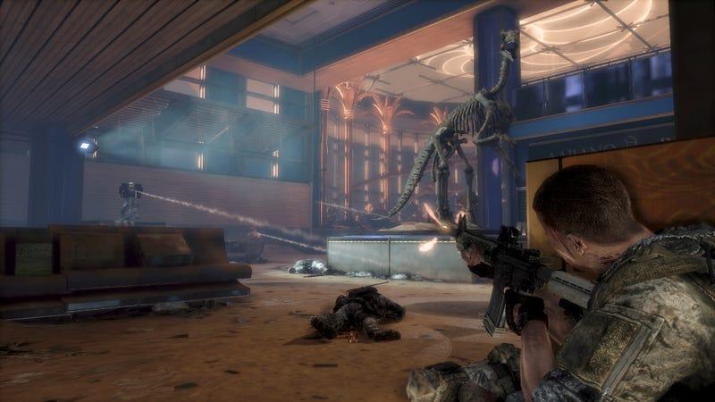 Illustration for article titled Spec Ops' Multiplayer Developer Defends Mode Called 'Cancerous' by the Game's Designer
