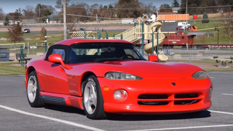 The original dodge viper is still the one you want publicscrutiny Choice Image