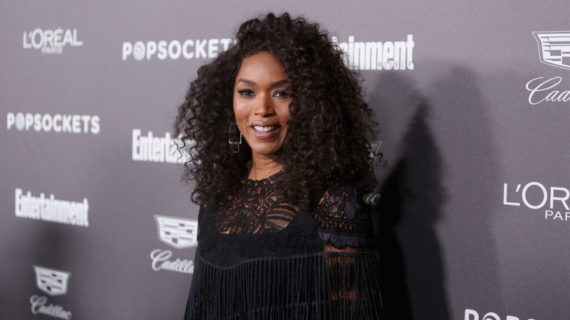 Angela Bassett attends Entertainment Weekly Celebrates Screen Actors Guild Award Nominees sponsored by L'Oreal Paris, Cadillac, And PopSockets at Chateau Marmont on January 26, 2019 in Los Angeles, California.