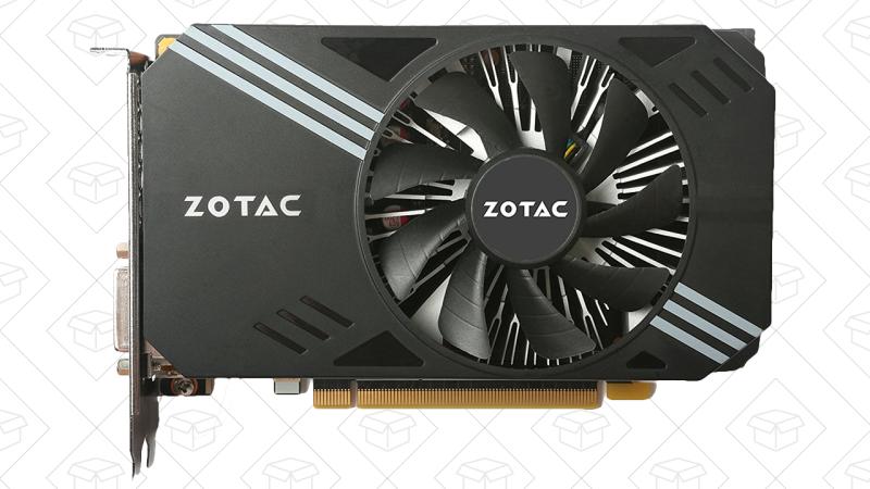 ZOTAC GeForce GTX 1060, $195