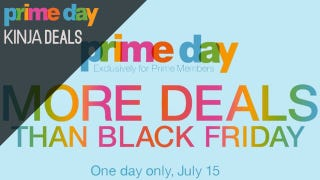 Illustration for article titled Prime Day Is Tomorrow, Start Your Free Trial Now To Get All The Deals