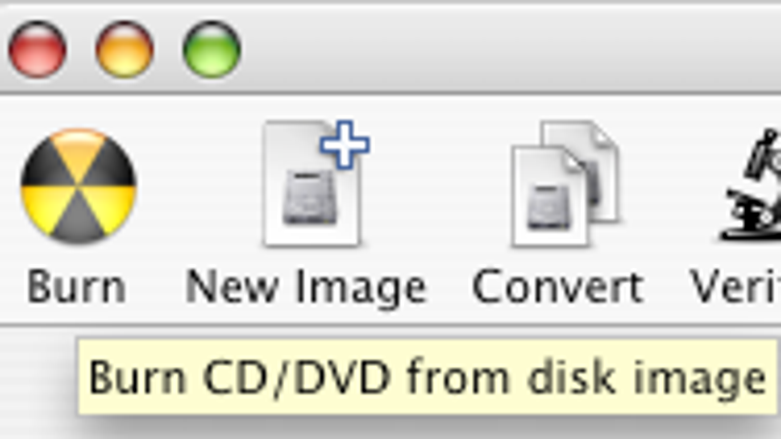 Mac Tip: How to burn an  iso or  dmg file to disc