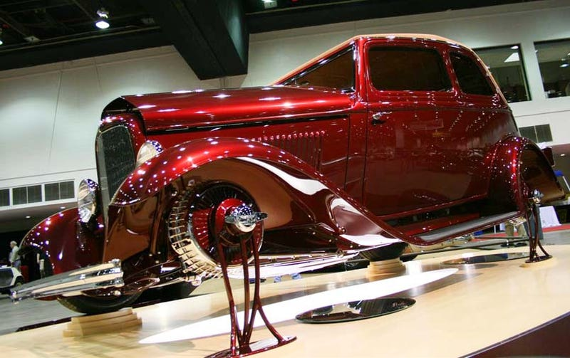 Illustration for article titled 2009 Detroit Autorama: The Duecenberg, A Ridler Contender For Sure
