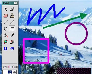 Illustration for article titled Draw On and View Any Image with the Lightweight IrfanView