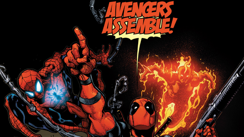 Illustration for article titled Not Even The Avengers Want Deadpool To Be An Avenger
