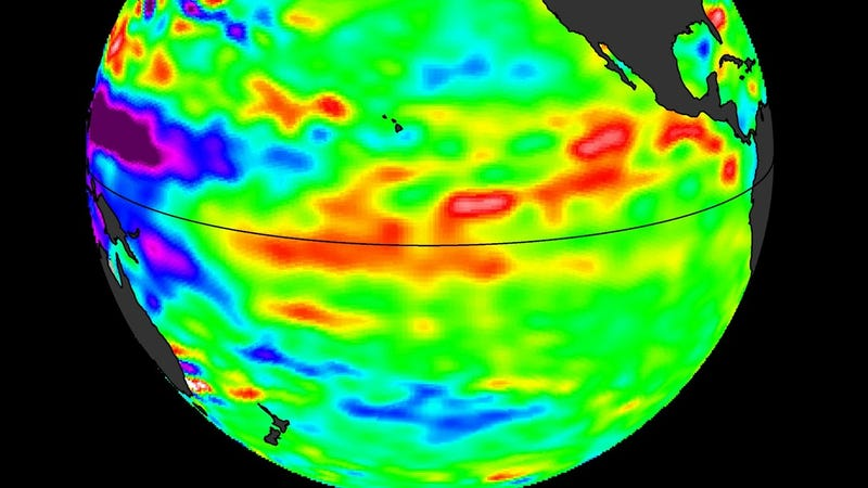 Illustration for article titled El Niño Is Officially Here—Here's What You Need to Know