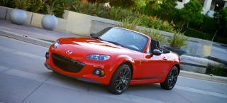Illustration for article titled Most Of Us Have Our Mazda Miata Priorities Sorted Out Just Fine