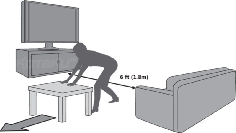 Illustration for article titled Configuring A Room For Kinect: A Tale of Two Homes
