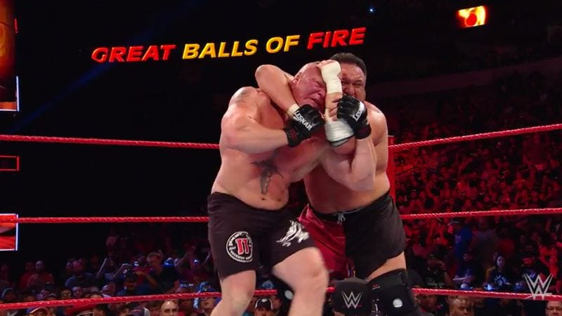 Screenshot: WWE