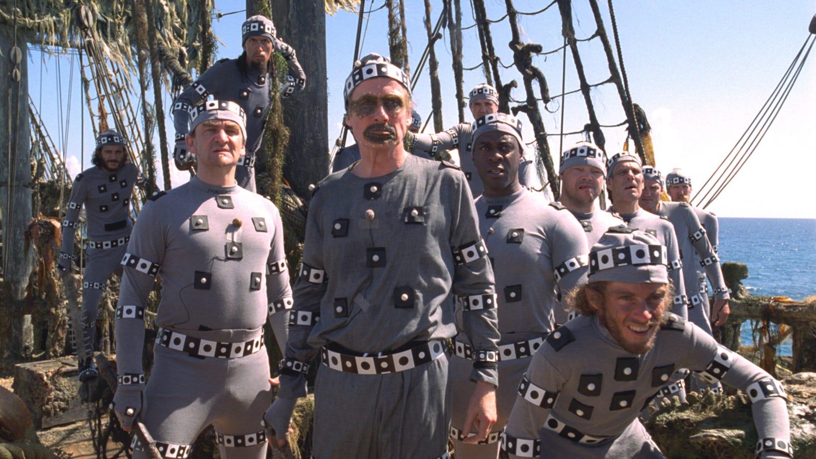 20 películas geniales que resultan completamente ridículas sin efectos especiales