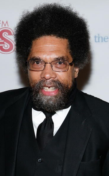 Dr. Cornel West is still being taken to task over Obama comments. (Getty)