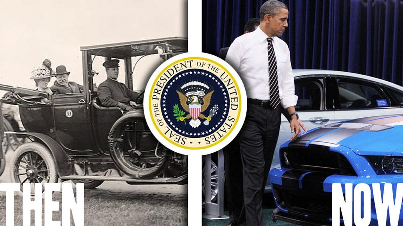 Illustration for article titled The Truth About Presidents And Cars