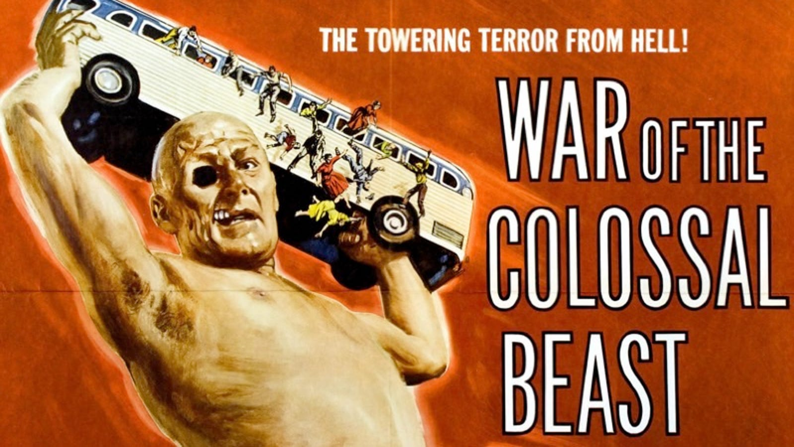 IFC Unearths a Treasure Trove of Cheesy B-Movies for Its Halloween Marathon