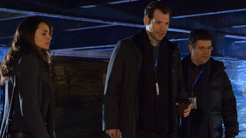 Illustration for article titled FX picks up The Strain for a second season