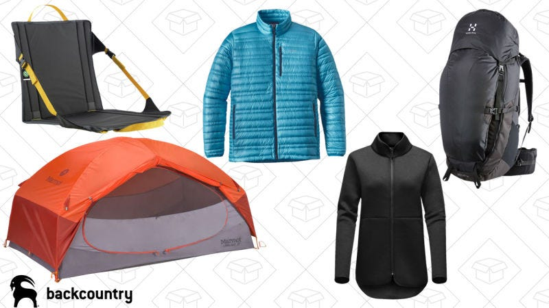 Backcountry Semi-Annual Sale