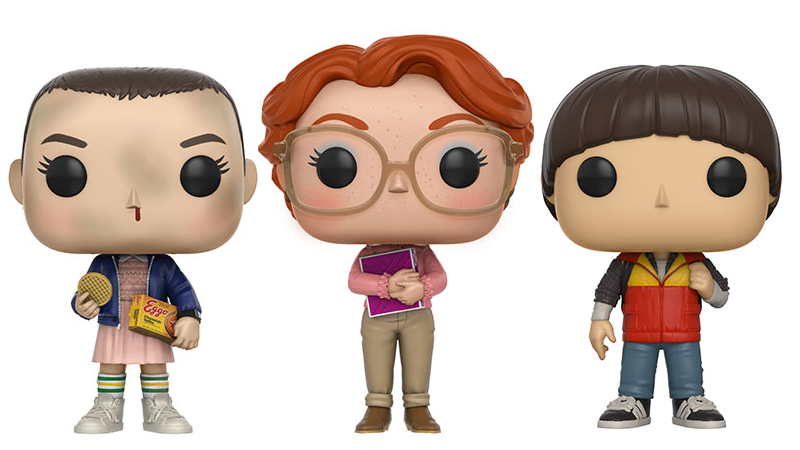 Illustration for article titled Of Course There Will Be Stranger ThingsFunko Pops