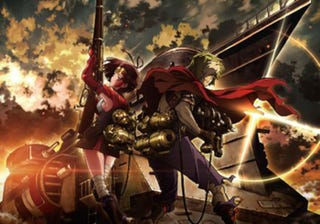 Illustration for article titled Kabaneri of the Iron Fortress Anime will Premier on April