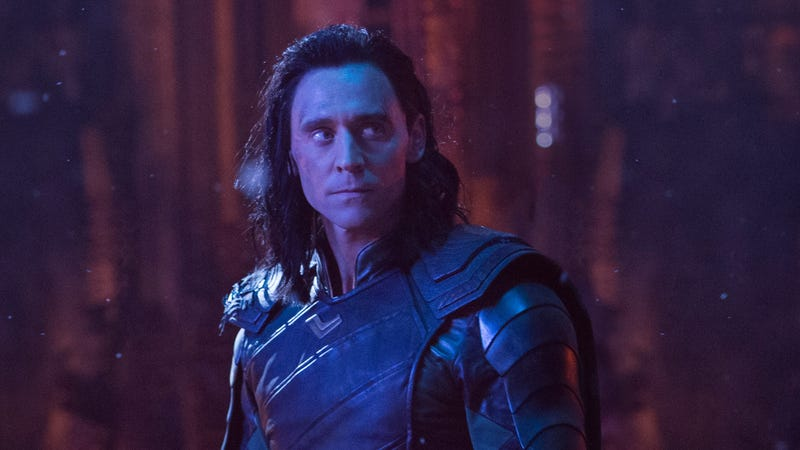 Illustration for article titled First glimpse of Disney+'s Loki series teases a '70s setting