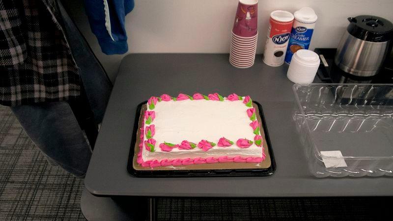 The Onion Cake In The Break Room