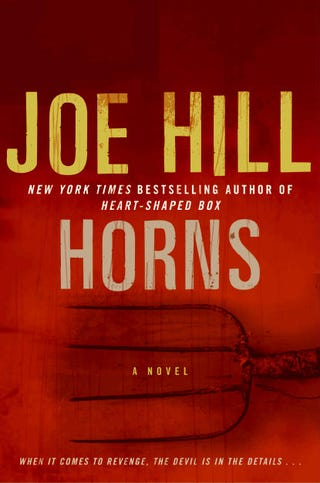"Illustration for article titled Read The First Five Chapters Of Joe Hill's New Novel ""Horns"""