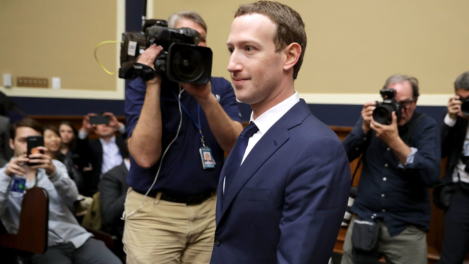 Sure Sounds Like Things Aren't Going Well for Facebook's Libra Cryptocurrency Scheme thumbnail