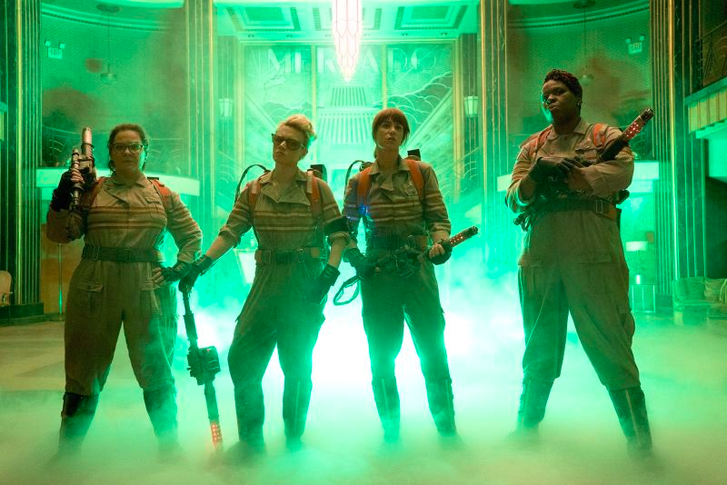 Illustration for article titled The New Ghostbusters Trailer Is Here, and Everything Looks Perfect